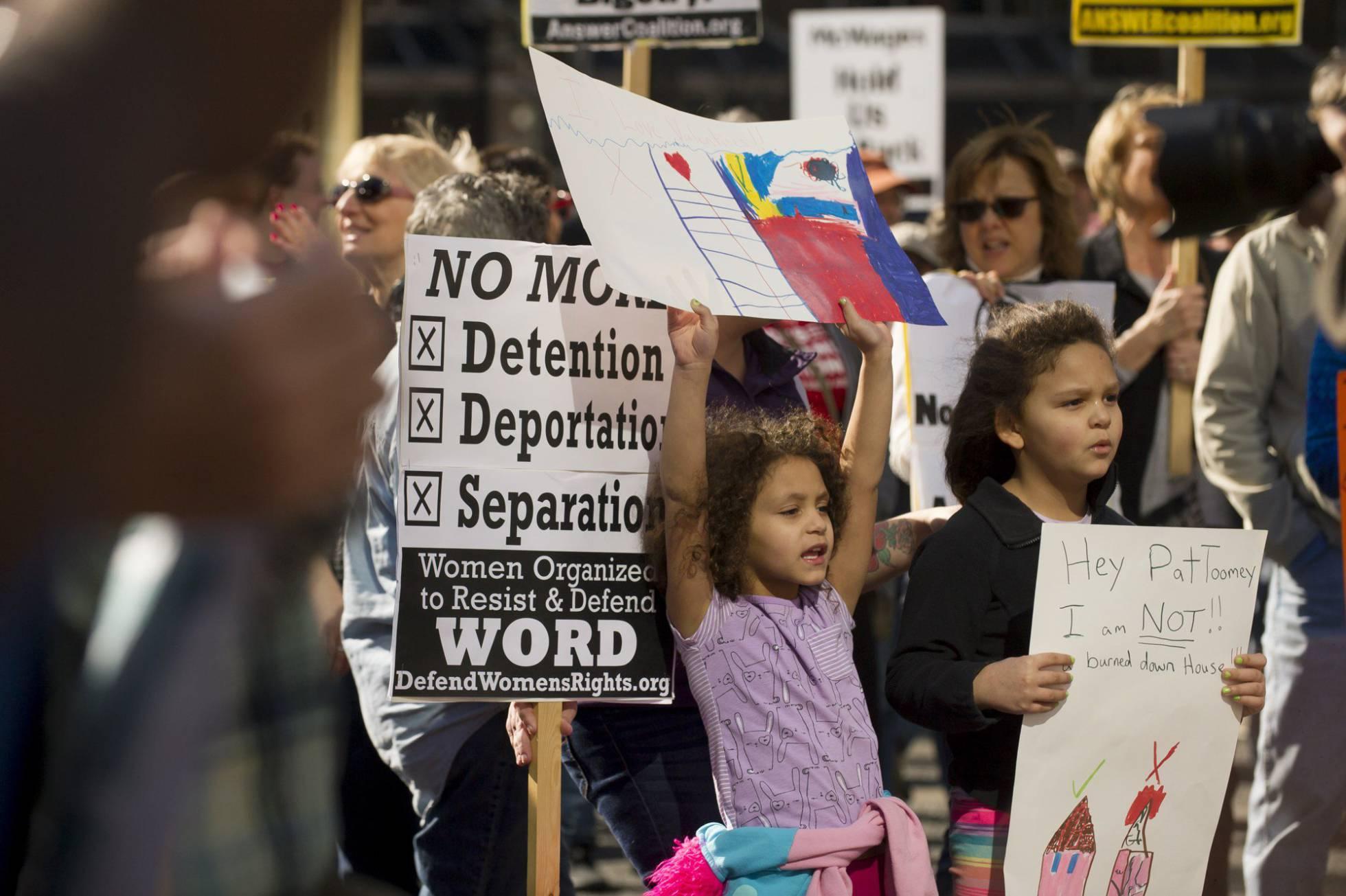 Trump prepara la orden para la expulsión masiva de inmigrantes