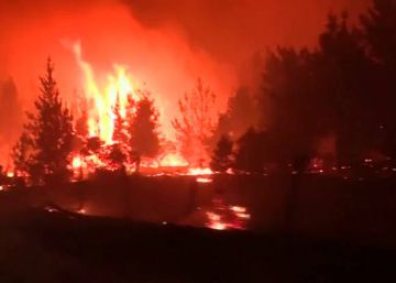 Chile sigue en alerta por incendios forestales
