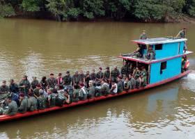 Las FARC comienzan a entregar las armas
