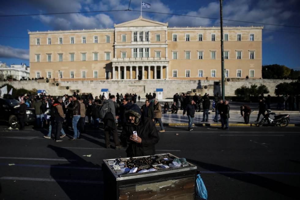 ¡DEBES SABERLO! Drama en la Agricultura griega