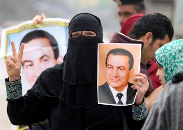 Absolución definitiva de Hosni Mubarak
