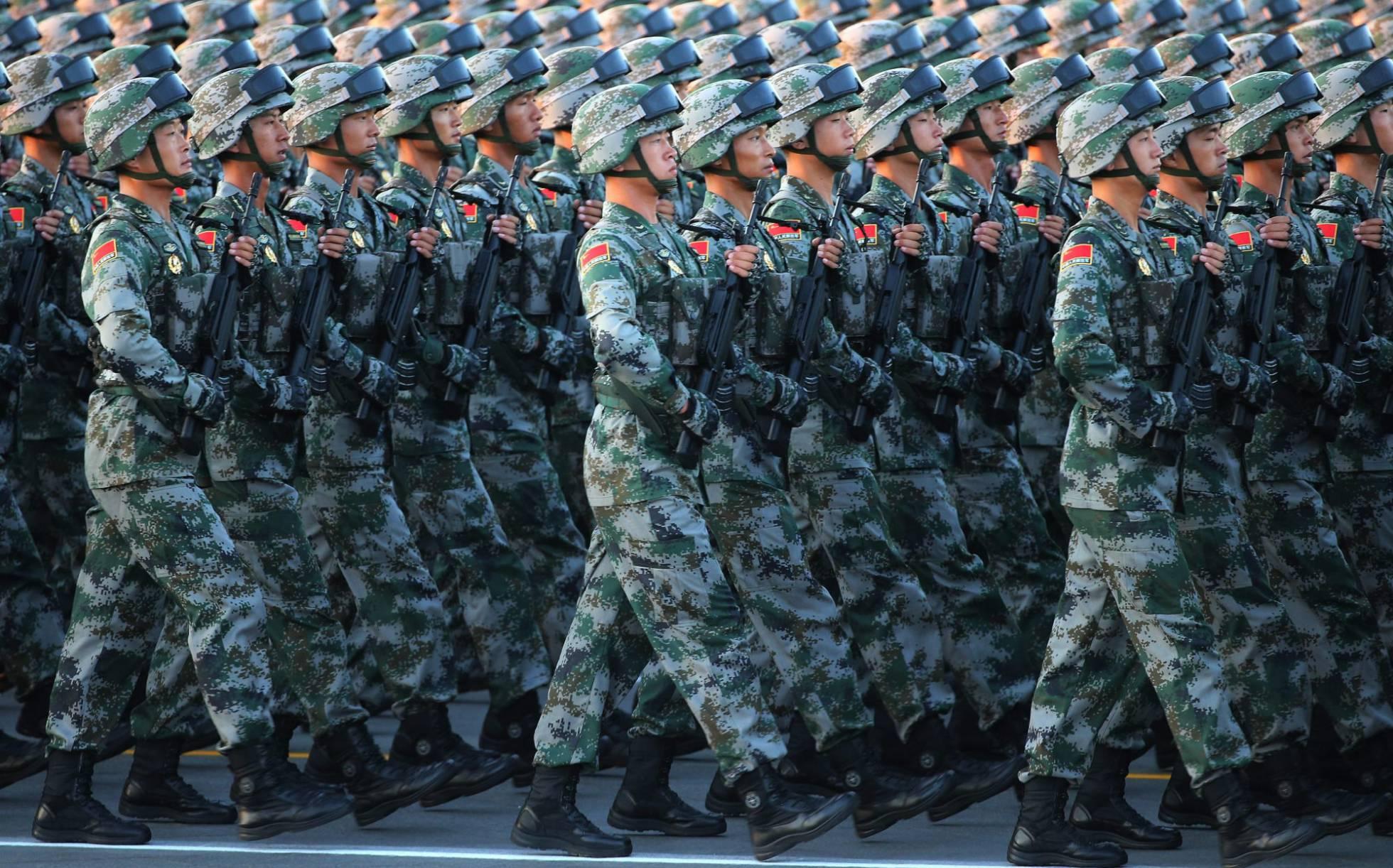 China anuncia menor investimento em gastos militares em sete anos