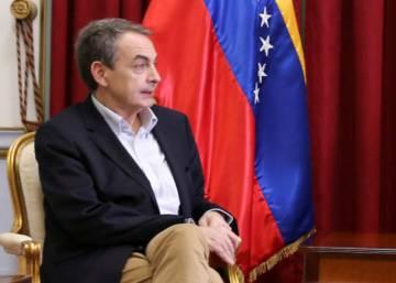 Zapatero se reúne con Maduro para resucitar el diálogo