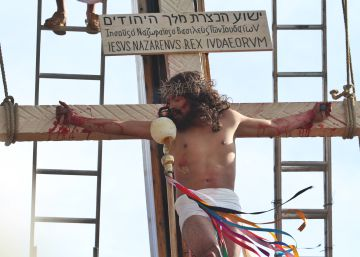 Jesus 'sacked' from Mexico's most famous religious procession
