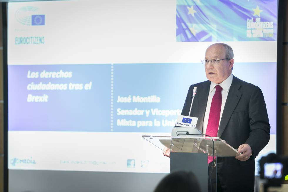 El exministro José Montilla.