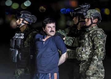 The American 'cage' holding the world's biggest drug lord