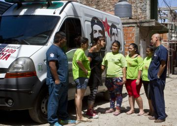 How shanty town ambulances are saving lives in Argentina