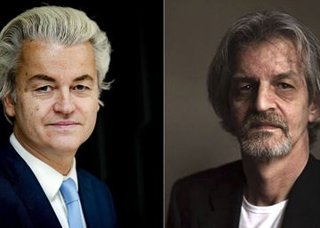 Wilders tiene un fiero enemigo en Twitter: su hermano mayor Paul