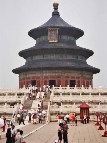 Templo del Cielo de Pekín.