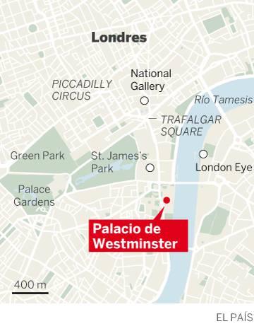 Siete detenidos en Birmingham por el atentado de Londres con cuatro muertos