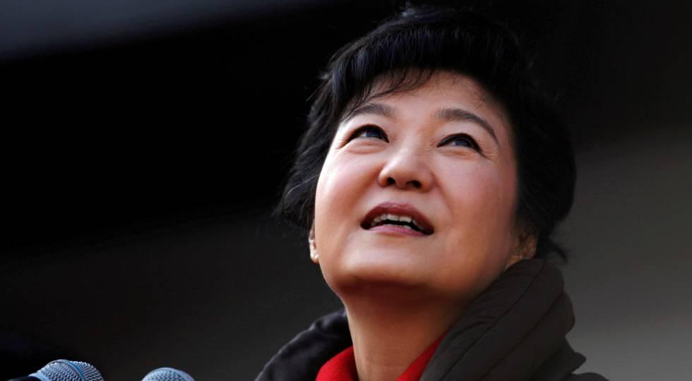 Park Geun-hye, en una imagen de 2012.
