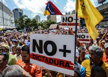 Protesta el sábado en Caracas