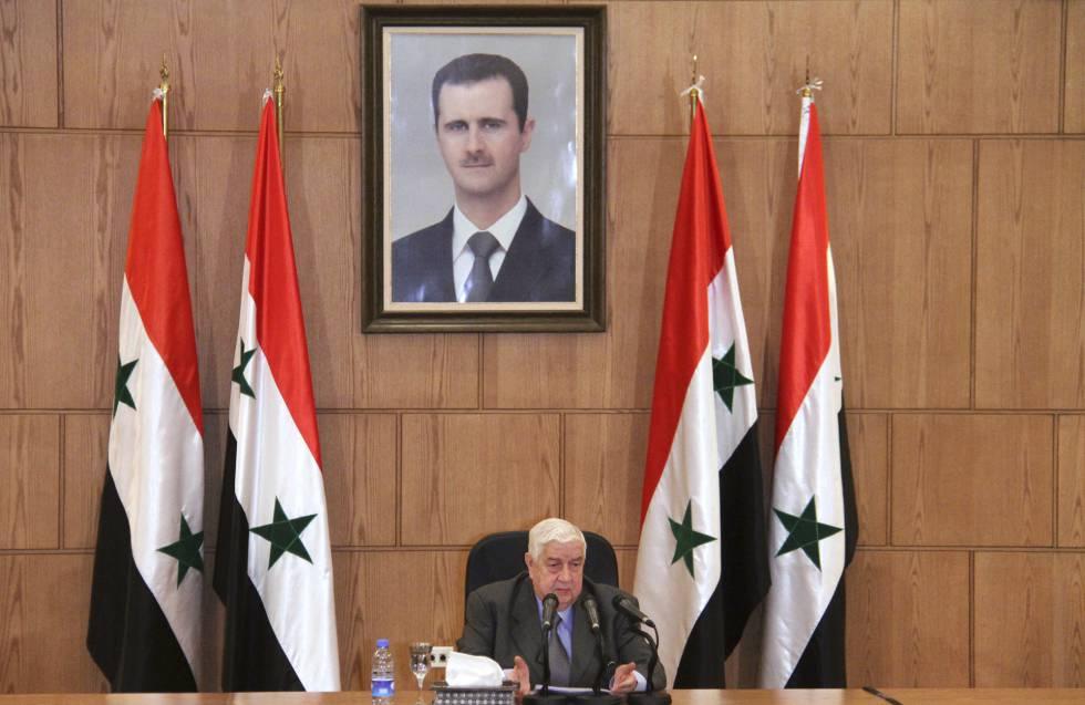 Estados Unidos ataque Siria