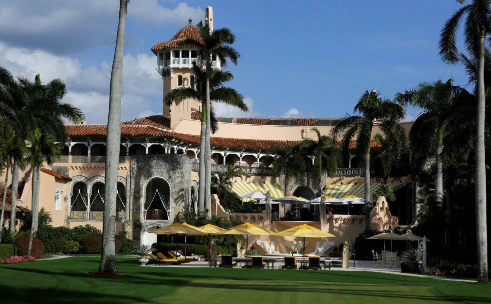 FOTOGALERÍA   | Así es la mansión de Trump en Palm Beach
