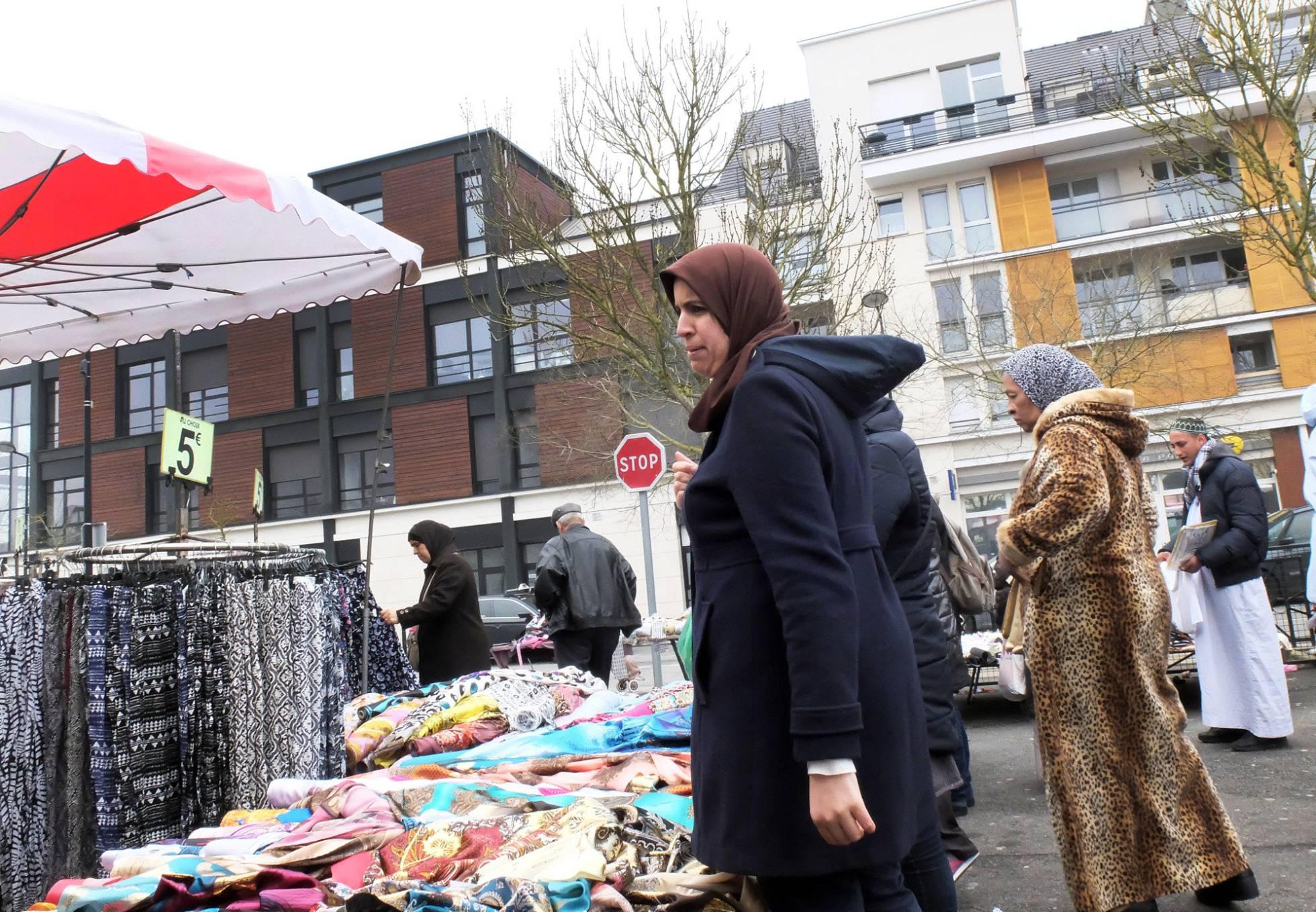 Trappes par s el barrio multicultural que es vivero de for Viveros en salto