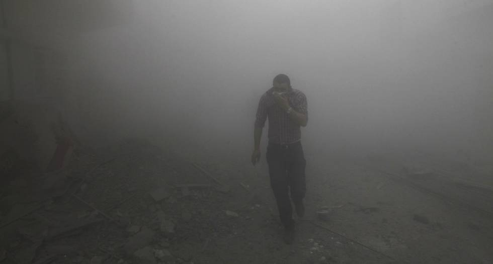 Seis anos do conflito na Síria, uma guerra mundial de baixa intensidade
