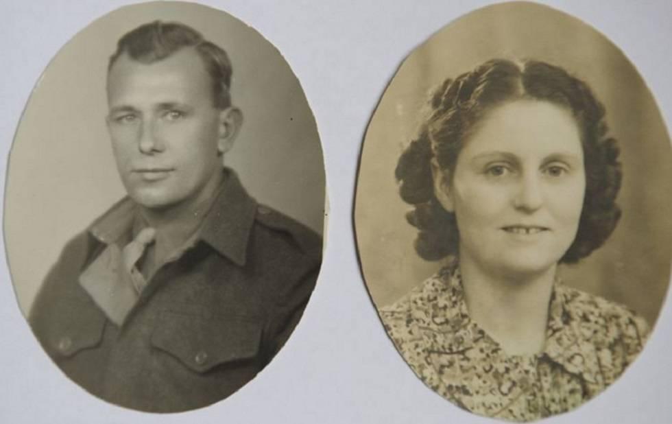 Mueren el mismo día tras 77 años de casados