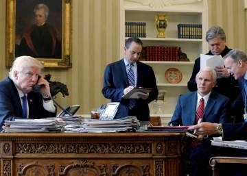 Juego de tronos en la Casa Blanca