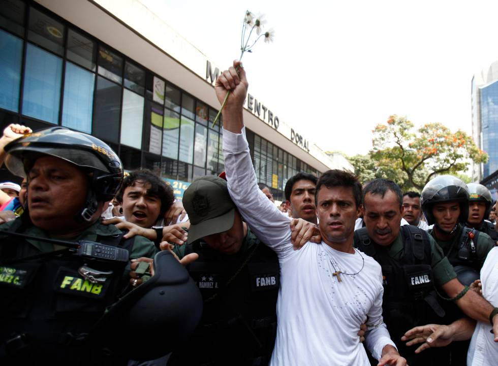 Leopoldo López salud