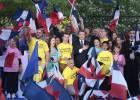 Macron gana las elecciones presidenciales en Francia