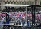 Brigitte Macron, el 'ticket' electoral del presidente