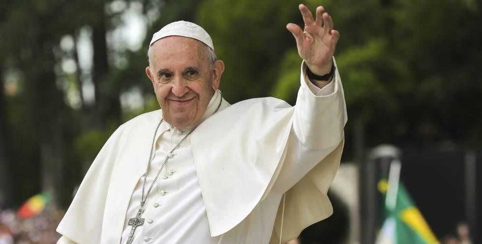 Visita del Papa Francisco a Fatima