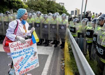 La difteria y la mortalidad infantil se disparan en Venezuela