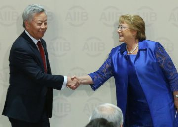 Chile se suma al banco de desarrollo promovido por China