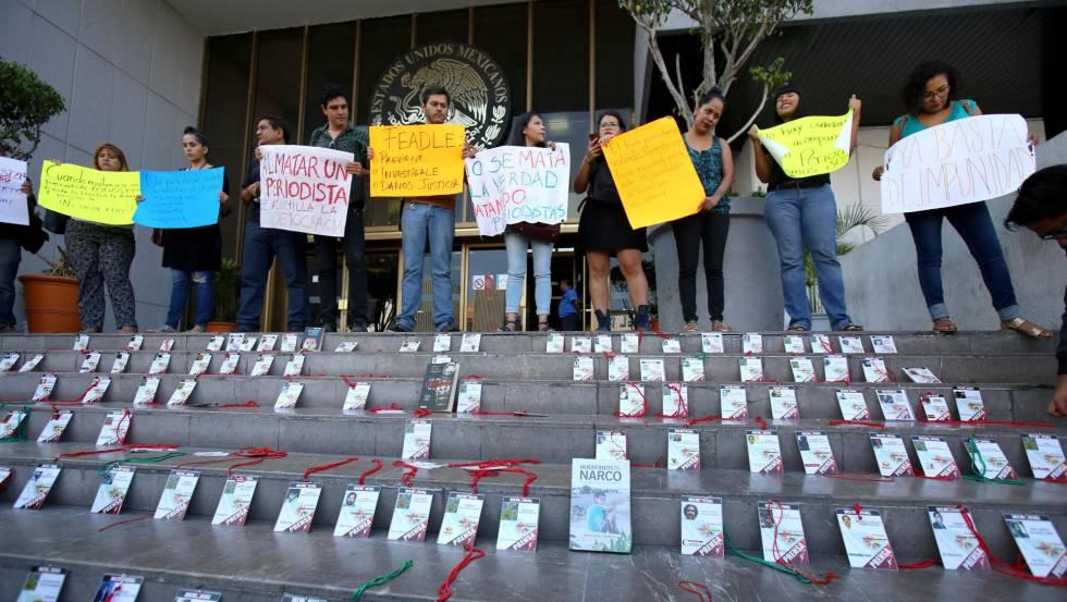 A mensagem de terror do assassinato do jornalista no México