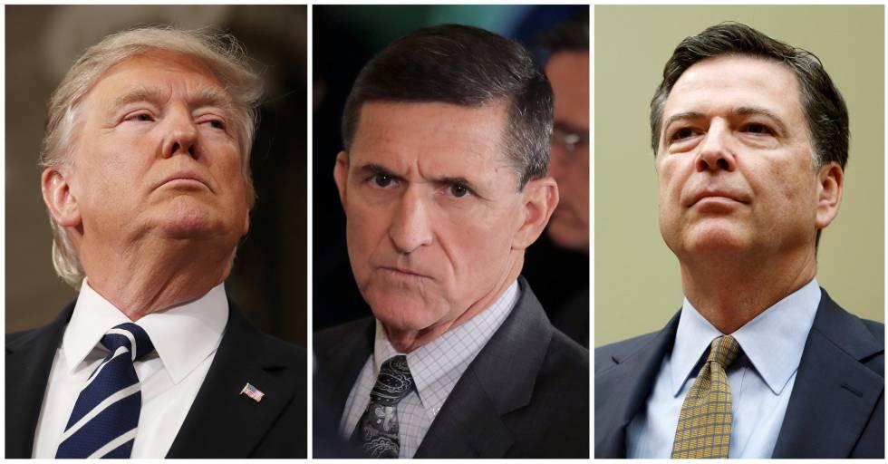 Cronologia do 'caso Flynn'