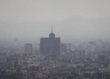 Resultado de imagen para Ciudad de México se ahogó en contingencia ambiental