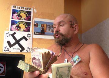 Aleksei Makeev en uno de sus vídeos.