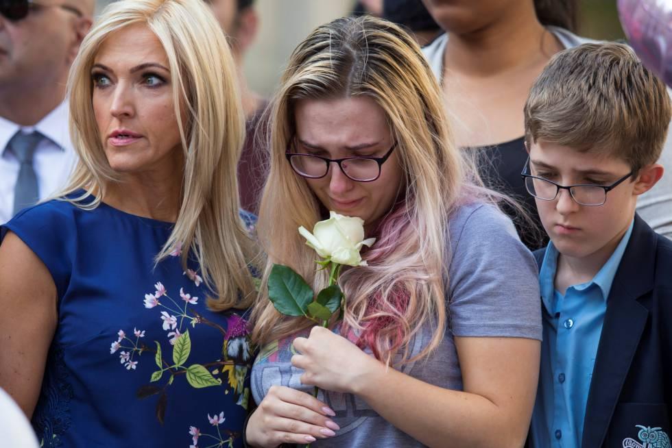 Victimas del atentado en Manchester