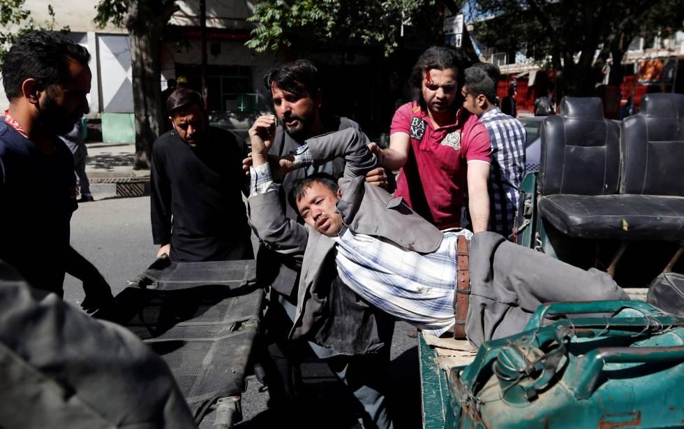 Atentado en Kabul
