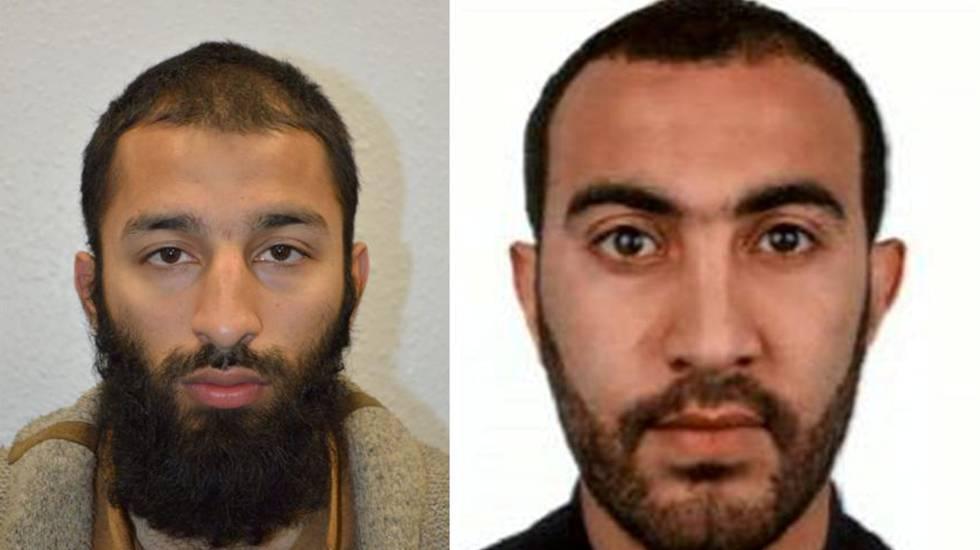 Khuram Shazad Butt, de 27 años, y Rachid Redouane, de 30.