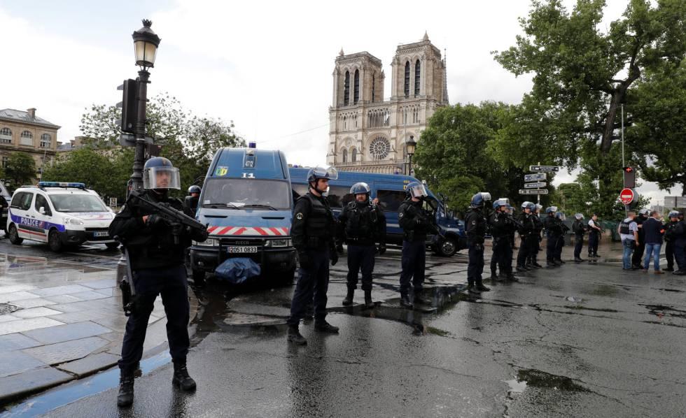 Tiroteo en Paris