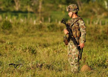 Colombian government follows the FARC guerrilla's money trail