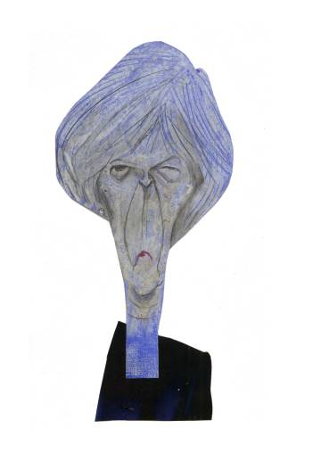 Theresa May: a imperatriz fica nua