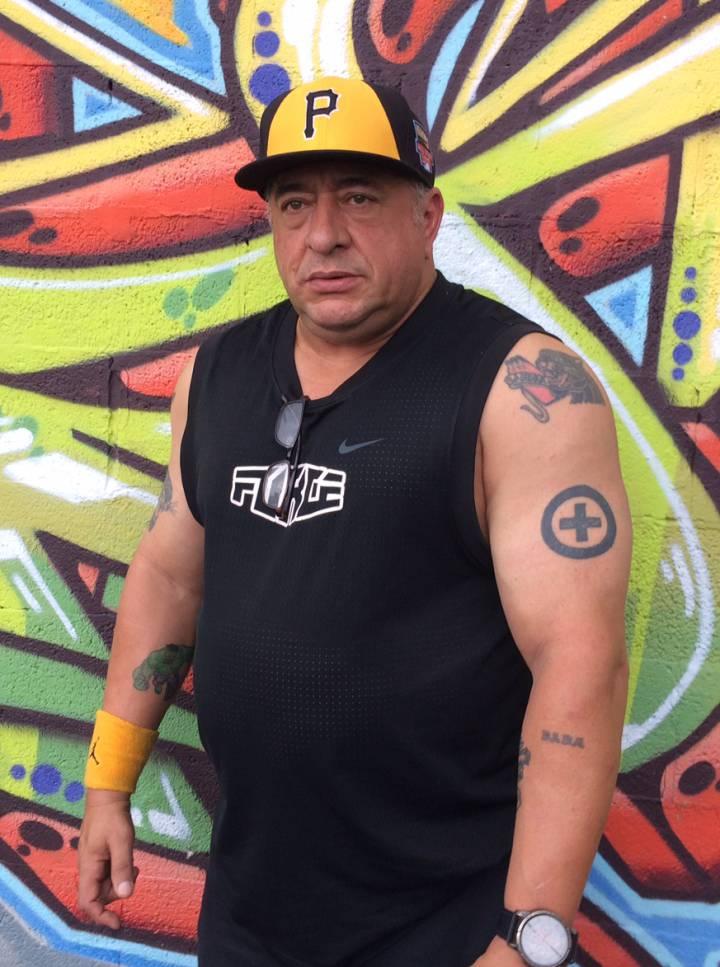 Luis González, trabajador de un centro de desintoxicación en Miami.