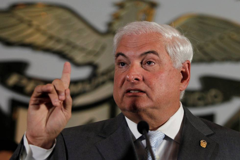 Resultado de imagen para expresidente panameño Ricardo Martinelli