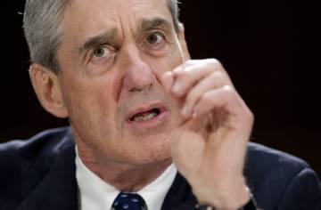 El fiscal especial Robert Mueller.