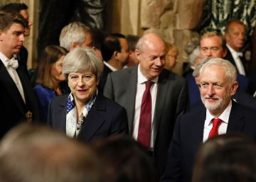 "Una May debilitada buscará ""el mayor consenso posible"" para el Brexit"
