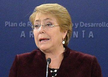 "CHILE: Michelle Bachelet pide perdón a los mapuches ""por los errores y horrores"""