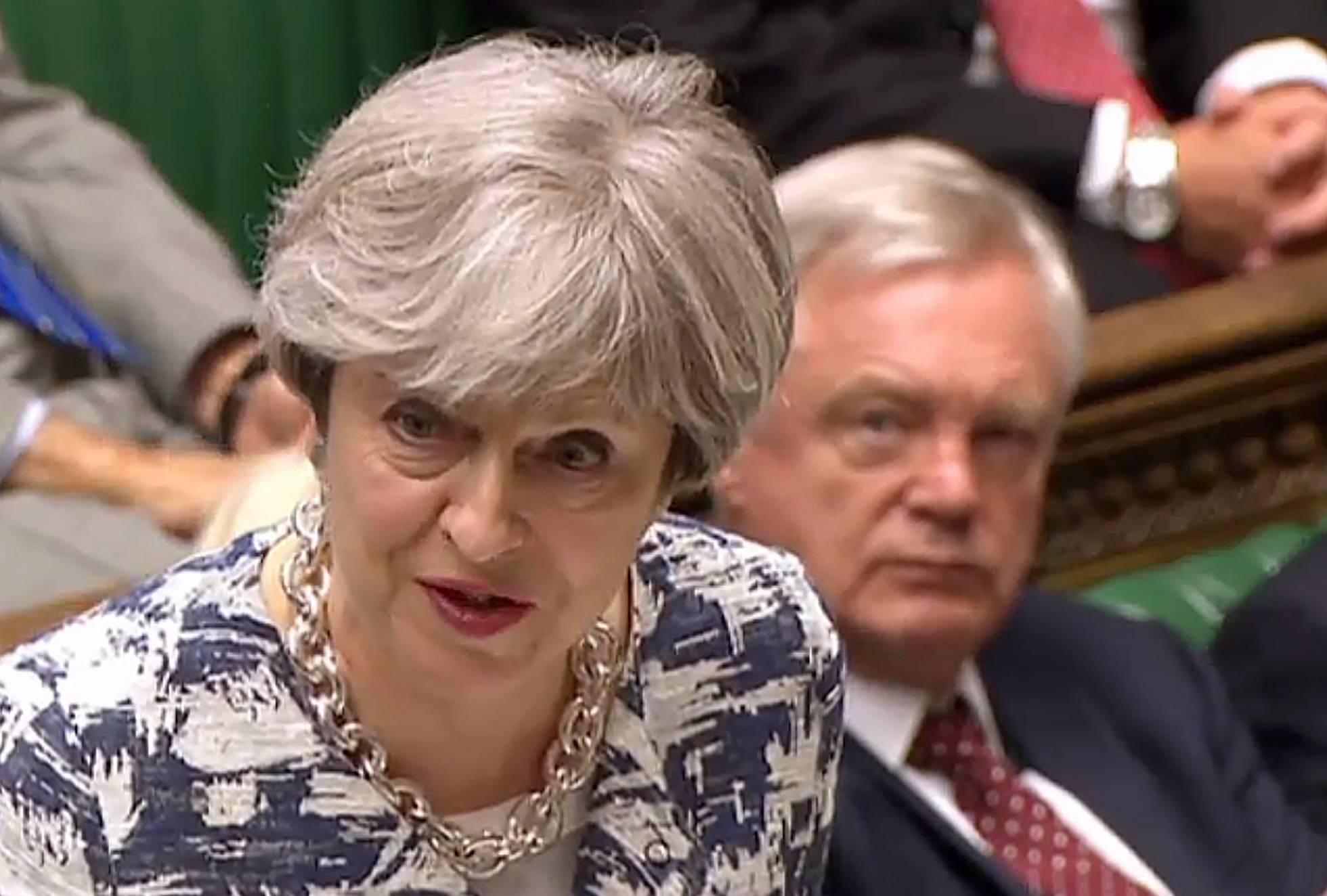 Los europeos tendrán que pedir un documento especial para vivir en Reino Unido tras el Brexit