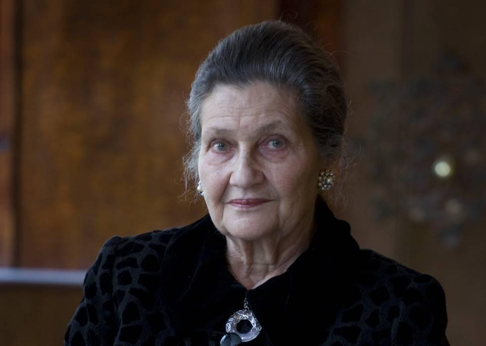 Simone Veil, en una imagen de 2009