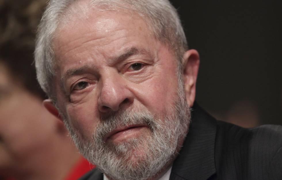 Ordenan dar libertad a Luiz Inácio Lula da Silva