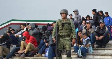Migrantes localizados en Tamaulipas