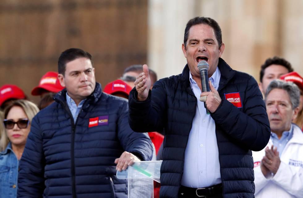 Abren mesas de votación para presidenciales en Colombia [EN VIVO]