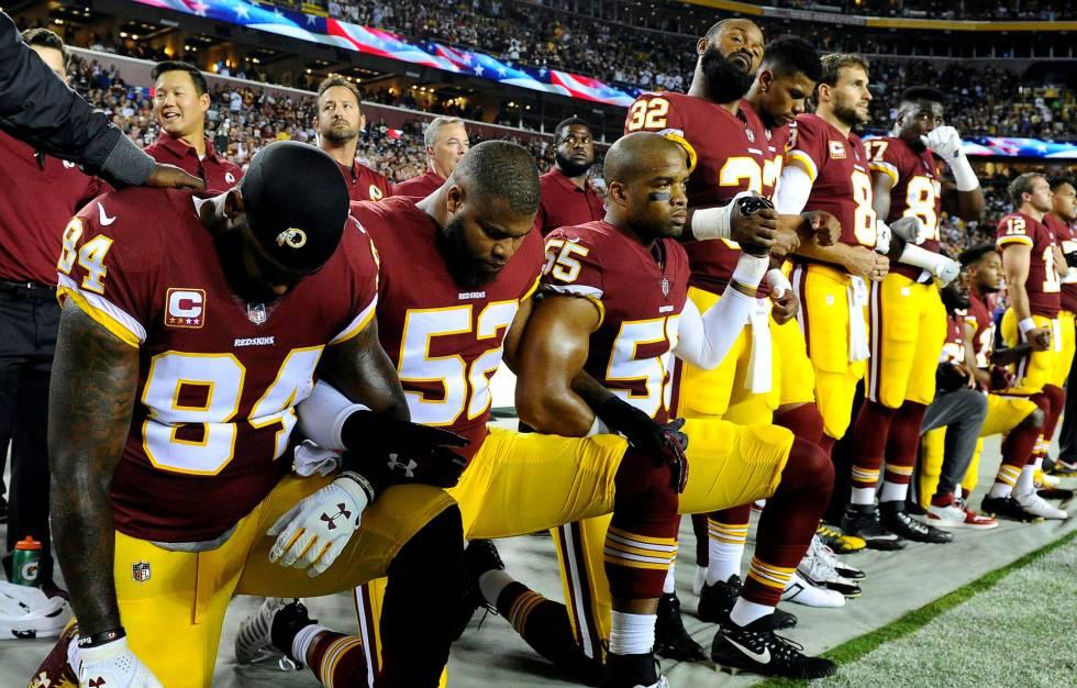 NFL: No más arrodillados antes del himno nacional