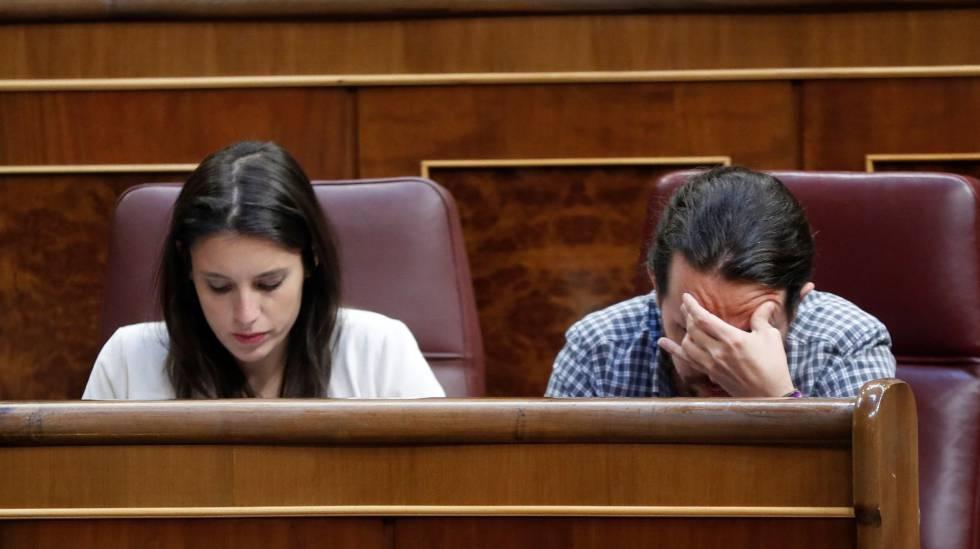 Las bases de Podemos refrendan a Iglesias y Montero